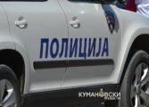 Полициско возило се судри со автобус и автомобил во Куманово