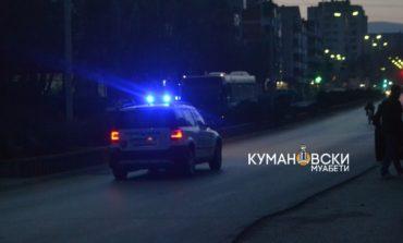 Камион со сладолед се преврте на патот Куманово - Крива Паланка