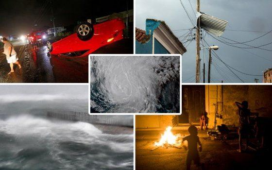 Ураганот Ирма собори рекорди: Неколку факти за најразорниот ураган во САД (фото+видео)
