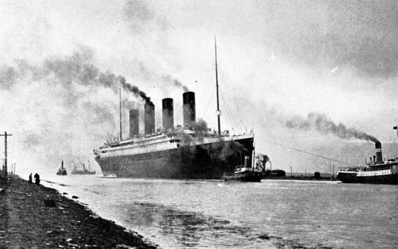 Последните шокантни фотографии од Титаник кои долго биле криени од јавноста (фото+видео)