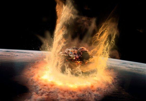 На Земјата и се закнуваат 950 астероиди