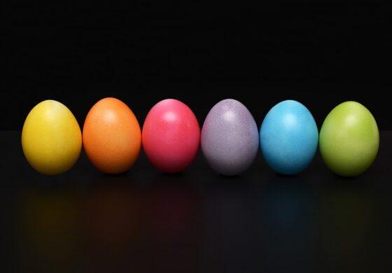 Кои се значењата на боите на велигденските јајца?