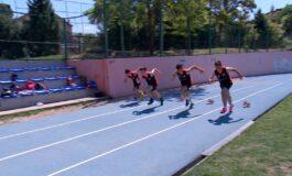 """Ученици од """"Крсте Мисирков"""" на светско првенство во атлетика"""