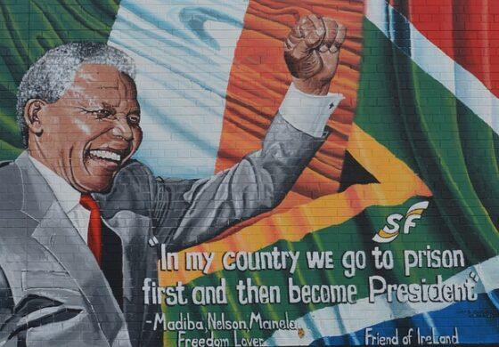 Цртеж на Нелсон Мандела продаден за рекордна цена (ФОТО)