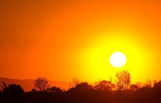 Жолта фаза поради високите температури, попладне услови за невреме