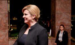 Колинда води во трката за нов мандат