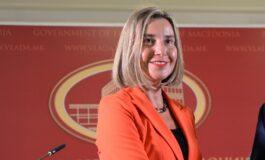 Могерини изрази солидарност до албанскиот премиер и понуди помош