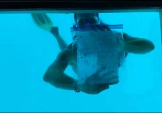 Момче се удави обидувајќи се да ја побара својата девојка за сопруга (ВИДЕО)