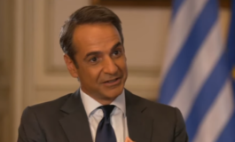 Мицотакис побара од ЕУ поголема финансиска помош за Турција поради мигрантите