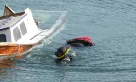 Седум мртви откако потона чамец со мигранти