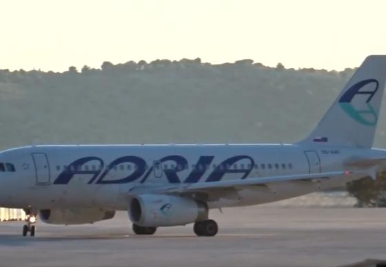"""Адриа ервејс"" казнета поради манипулација при продажба на авиобилети"