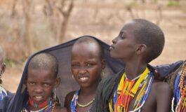 Како се одбележуваат детските родендени во африканските пламиња?