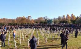Хрватскиот државен врв на комеморација за жртвите во Вуковар