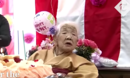 Најстарата личност во светот го прослави 117 роденден (ВИДЕО)