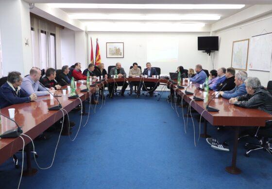 Средба на чевларите со општинските институции во Куманово