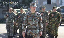 Во кумановската касарна одбележан  Денот на единицата (ФОТО)