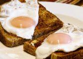 Јајца за појадок и збогум на вишокот килограми